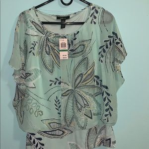 Style&co shirt size L NWT